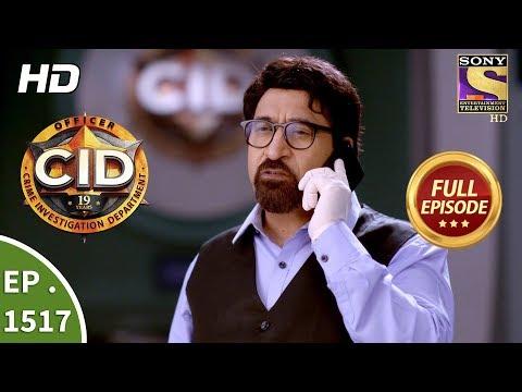 CID - Ep 1517 - Full Episode - 5th May, 2018 thumbnail