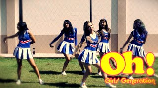 소녀시대 Oh! SNSD Dance cover By: Je-iL (Part. Cuiabá Arsenal)
