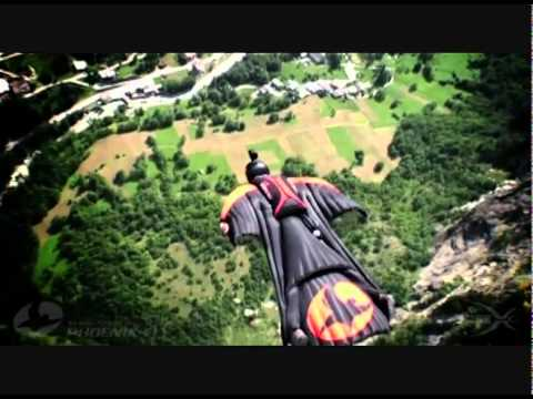 Majk Spirit - Let Bracho ( Basejumping ) video