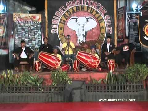 Simawar Bandung Sunda pencak Silat-hpsi Gadjah Putih Gemah Bubuka.mp4 video