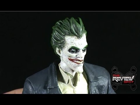 Toy Spot - DC Collectibles Batman Arkham Origins The Joker