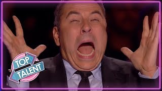 5 AUDITIONS THAT FREAKED THE JUDGES OUT on Got Talent   Top Talent