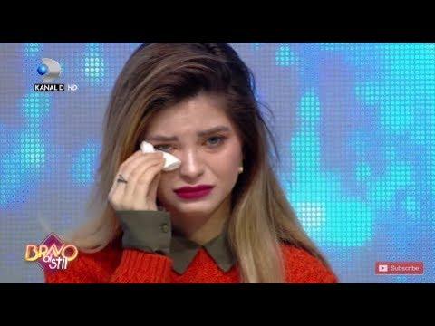Bravo, ai stil! (07.01.2019) - Valeria, in lacrimi! A fost vina Cristinei Mihaela?