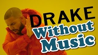 Drake - Hotline Bling - Without Music Shreds