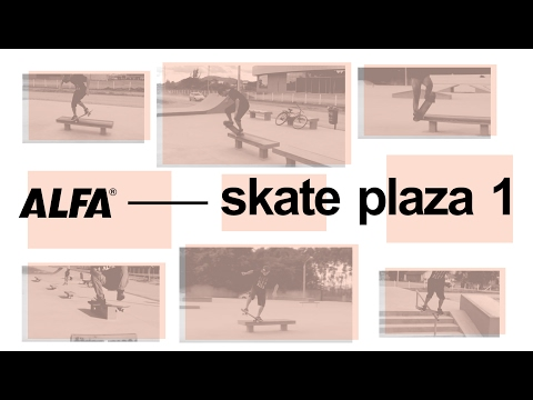 Skate Plaza - Alfa Skateboards