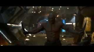 Guardians of the Galaxy Drax vs Ronan