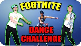 FORTNITE DANCE CHALLENGE