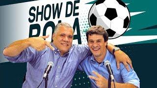Corinthians 1 x 2 CRUZEIRO - HEXACAMPEÃO da Copa do Brasil! | SHOW DE BOLA (17/10)