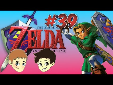 Ocarina of Time: Dumbledore from Star Wars - EPISODE 39 - The Game Boys