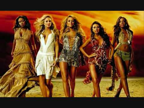 Danity Kane- Back Up + Lyrics