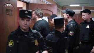 Никита Белых выступил перед судом
