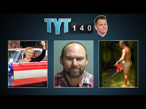 Iraq Airstrikes, Gaza Ceasefire Ends, Claire McCaskill & Naked Yard Work | TYT140 (August 8, 2014)