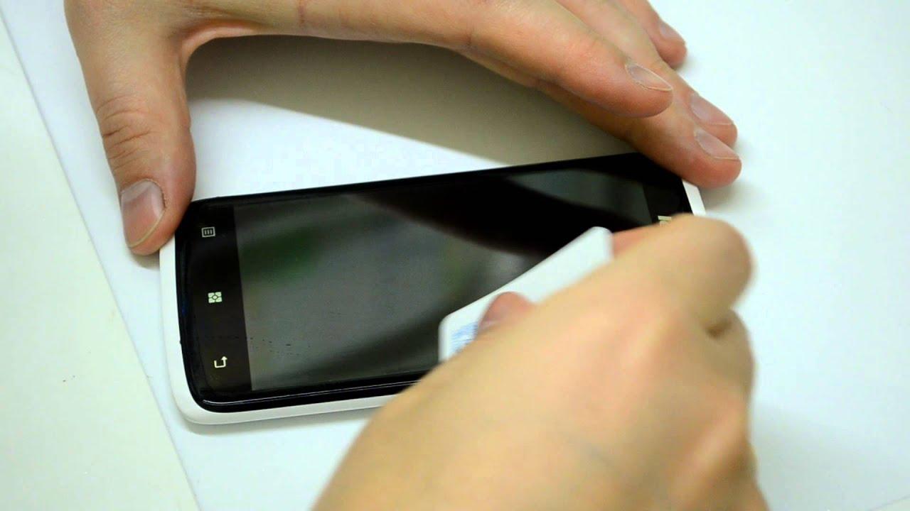 Плёнка на телефон своими руками фото