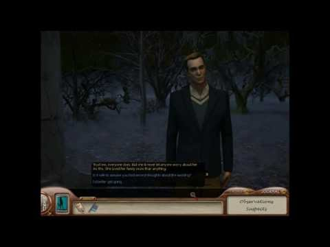 Nancy Drew: Ghost of Thornton Hall - Blind Playthrough, Part 2