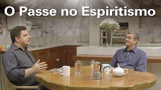 O passe no espiritismo
