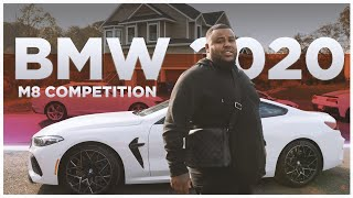 i PURCHASED A 2020 BMW M8 COMPETITION