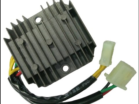 eBay Motorcycle Rectifier Regulator Review