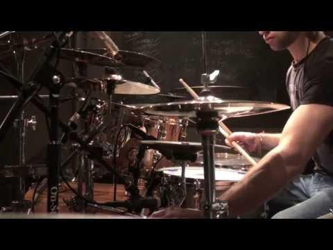 August Burns Red - In Studio Drum Blog