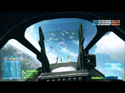 #Pickle9000! Battlefield 3: My First and Last Jet Flight