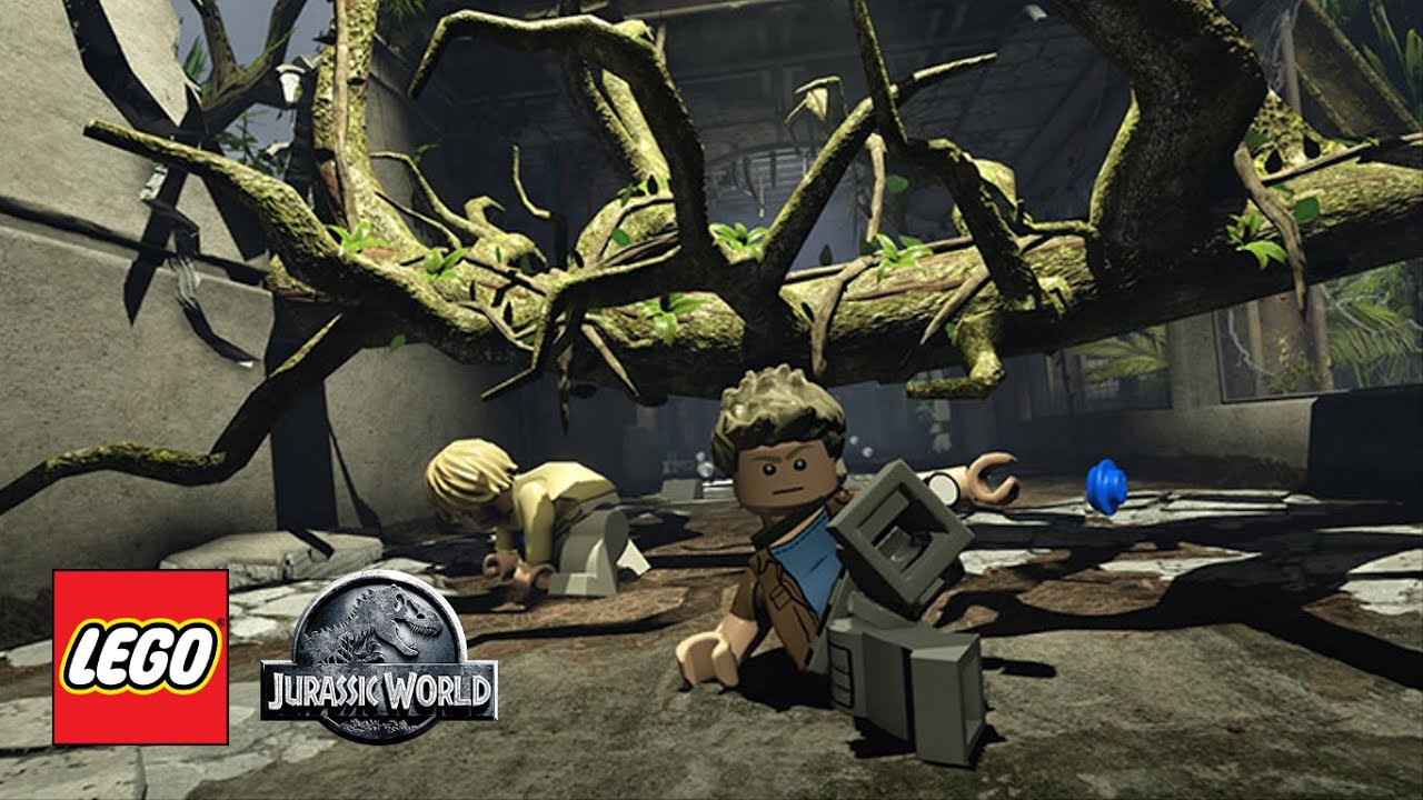 Lego Jurassic World Pc game - Torrent - PC Game Torrent
