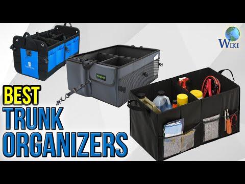 10 Best Trunk Organizers 2017