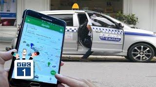 """Tranh luận kịch liệt về """" Taxi công nghệ Grab"""""""