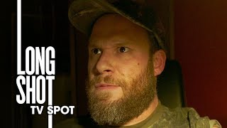 "Long Shot (2019 Movie) Official TV Spot ""Salute"" – Seth Rogen, Charlize Theron"