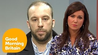 Susanna Reid Tears Up Talking To Hero Who Saved Drowning Baby | Good Morning Britain