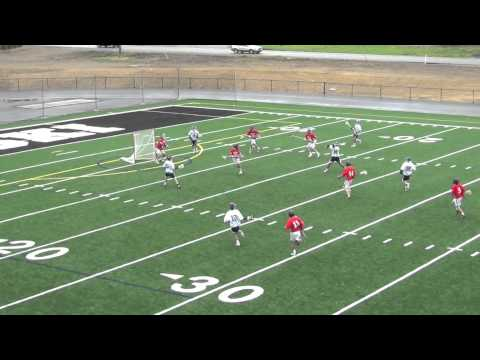 Kiski School Boys Lacrosse vs Sewickley Academy Highlight Video 5-10-14 - 05/12/2014