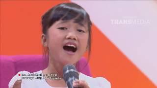 PAGI PAGI PASTI HAPPY - Kisah Ina, Bocah SD Bersuara Emas Yang Mirip Rita Sugiarto (24/10/18) Part 4  from TRANS TV Official