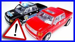 Мультик про машинки. Полицейская Машина и Трансформеры ловят нарушителя. Мультики Трансформеры