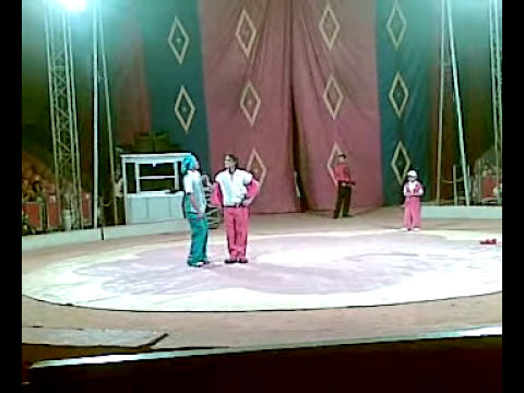 circo de mexico los payasos