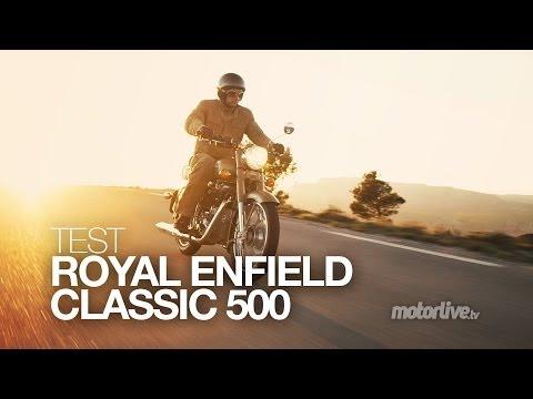 TEST | ROYAL ENFIELD Classic, les diamants sont éternels...