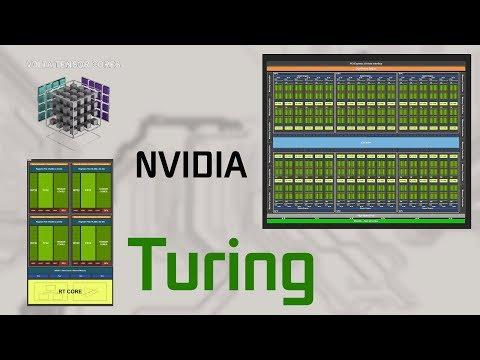 Nvidia Turing   Особености архитектуры, практика использования RT ядер