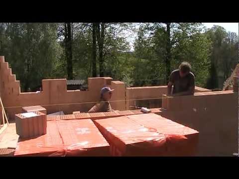 Stavba chaty na klíč