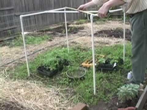 Garden Cage - YouTube