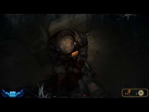 Metro 2033 PC Gameplay Walkthrough Part 7 Win 7 720p