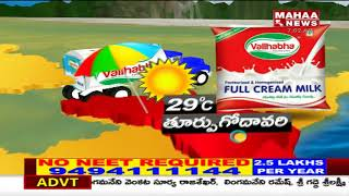 Telugu States weather Report | 22nd June 2018 | #SunriseShow