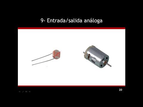 Arduino básico T03AB - Conceptos fundamentales de electrónica
