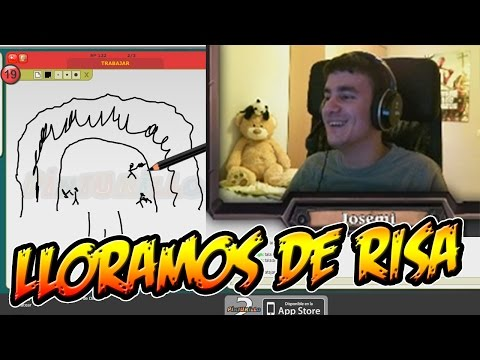 LLORAMOS DE RISA xD | PINTURILLO CON NEXXUZ, SOFY, NEFA, Y TAKER | Josemi