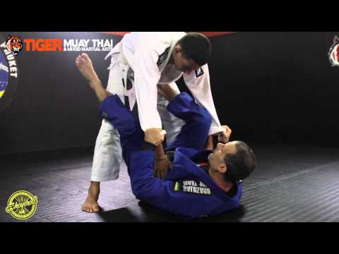 Fernando Maccachero - Technique of the week Open Guard Sweep 2 Image 1