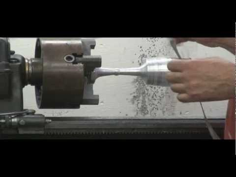 How to Get a Smooth Finish on a Metal Lathe