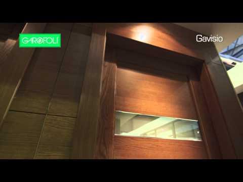 Porta a battente in vetro gavisio porta in vetro garofoli for Garofoli listino prezzi pdf