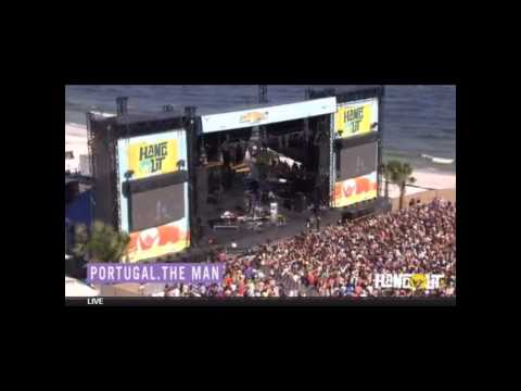Portugal  The Man - Evil Friends at Hangout Music Festival 2014