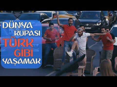 Rusya Dünya Kupası Türk Gibi Yaşamak