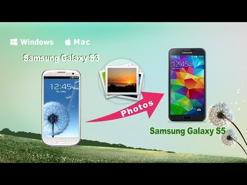 [Galaxy S3 to Galaxy S5]: How to Transfer Photos from Samsung Galaxy S3 to Galaxy S5