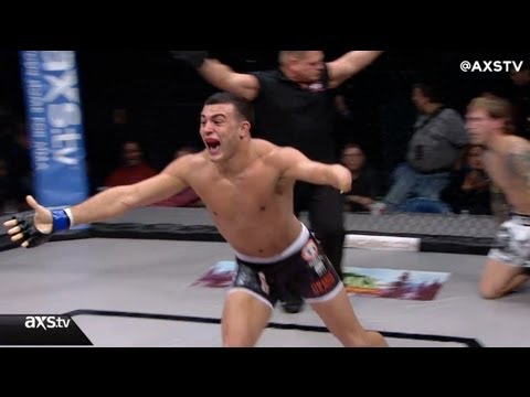 History is Made -- Nick Newell Becomes XFC Champ on AXS TV