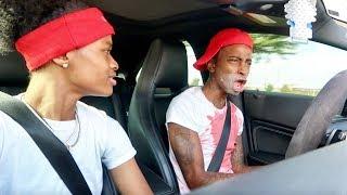 TEACHING CRACKHEAD BOBBY HOW TO DRIVE!!!