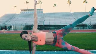 Motivation Monday with Olympian and Nike Athlete Georganne Moline