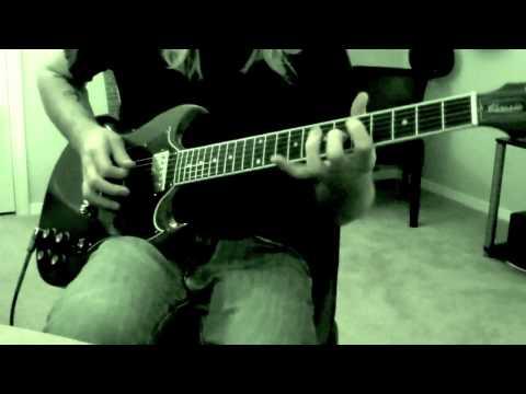 glassjaw - Tip Your Bartender & Mu Empire (guitar cover)